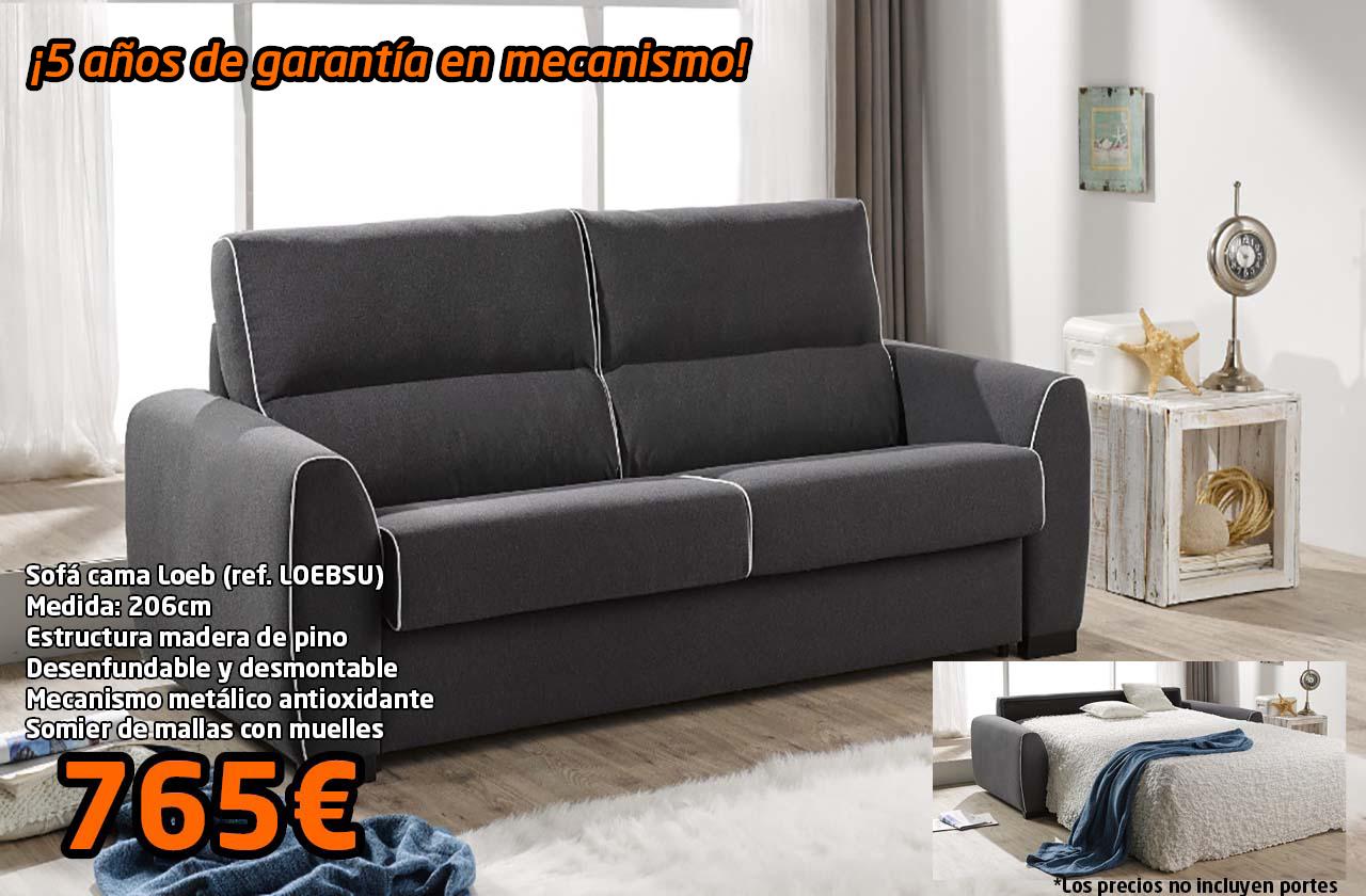 Loeb Oferta Garantia Mikeli Tu Tienda De Muebles A Precios  # Muebles A Medida Ceuta