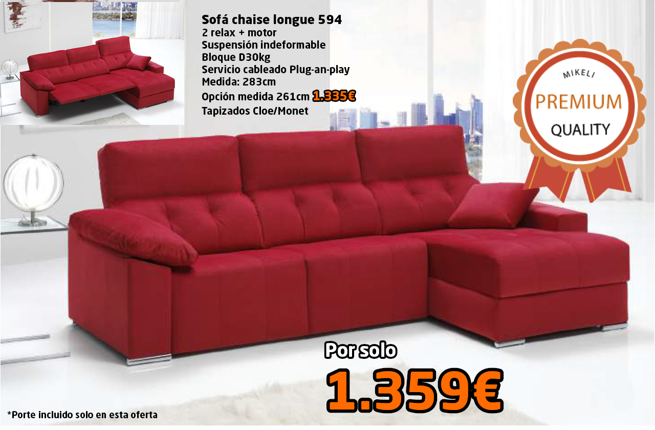 Calidad mikeli tu tienda de muebles a precios - Mejor sofa calidad precio ...