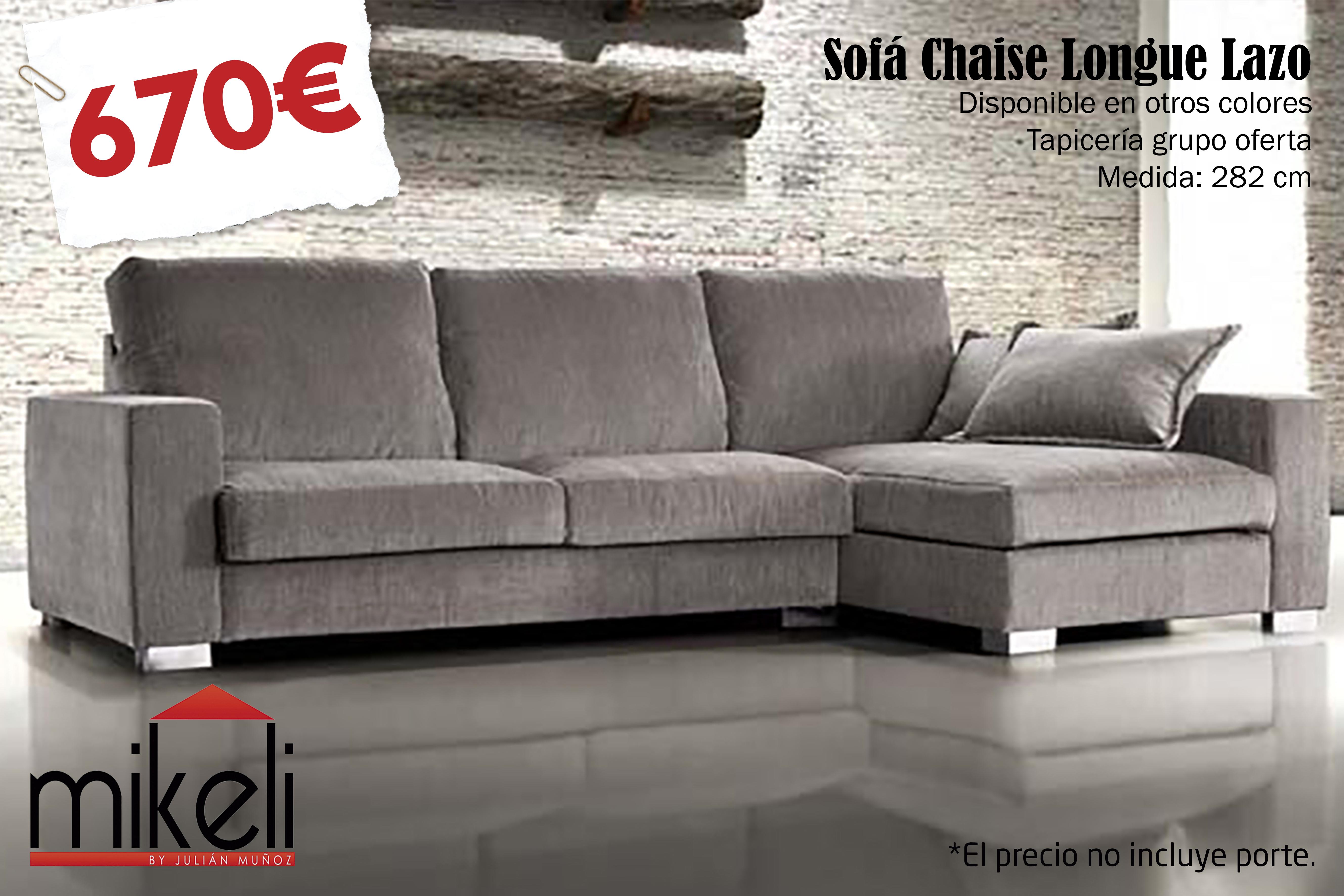Sofa Lazo Mikeli Tu Tienda De Muebles A Precios Incre Bles En Ceuta # Muebles A Medida Ceuta