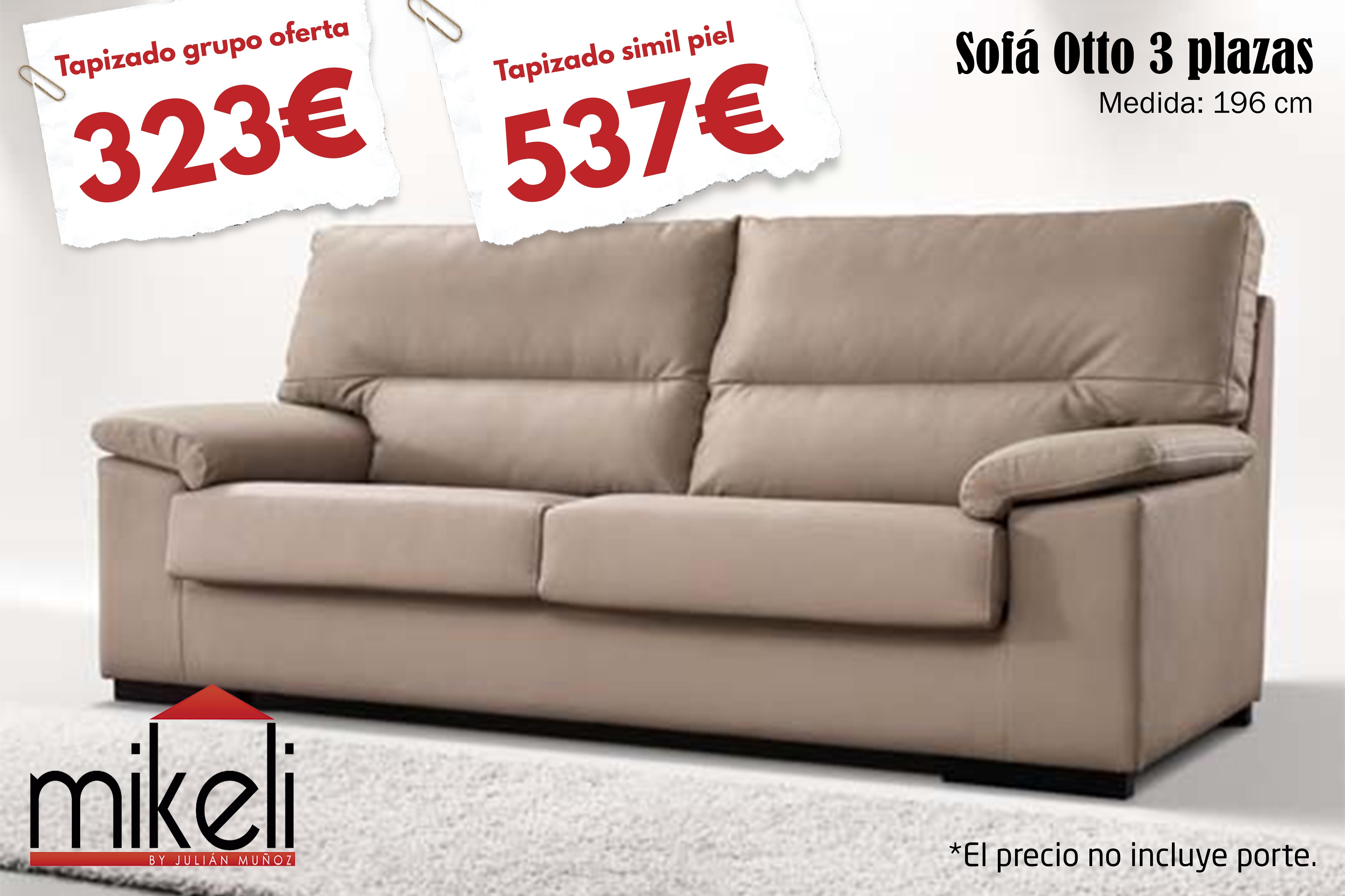 Sofa Otto Mikeli Tu Tienda De Muebles A Precios Incre Bles En Ceuta # Muebles A Medida Ceuta