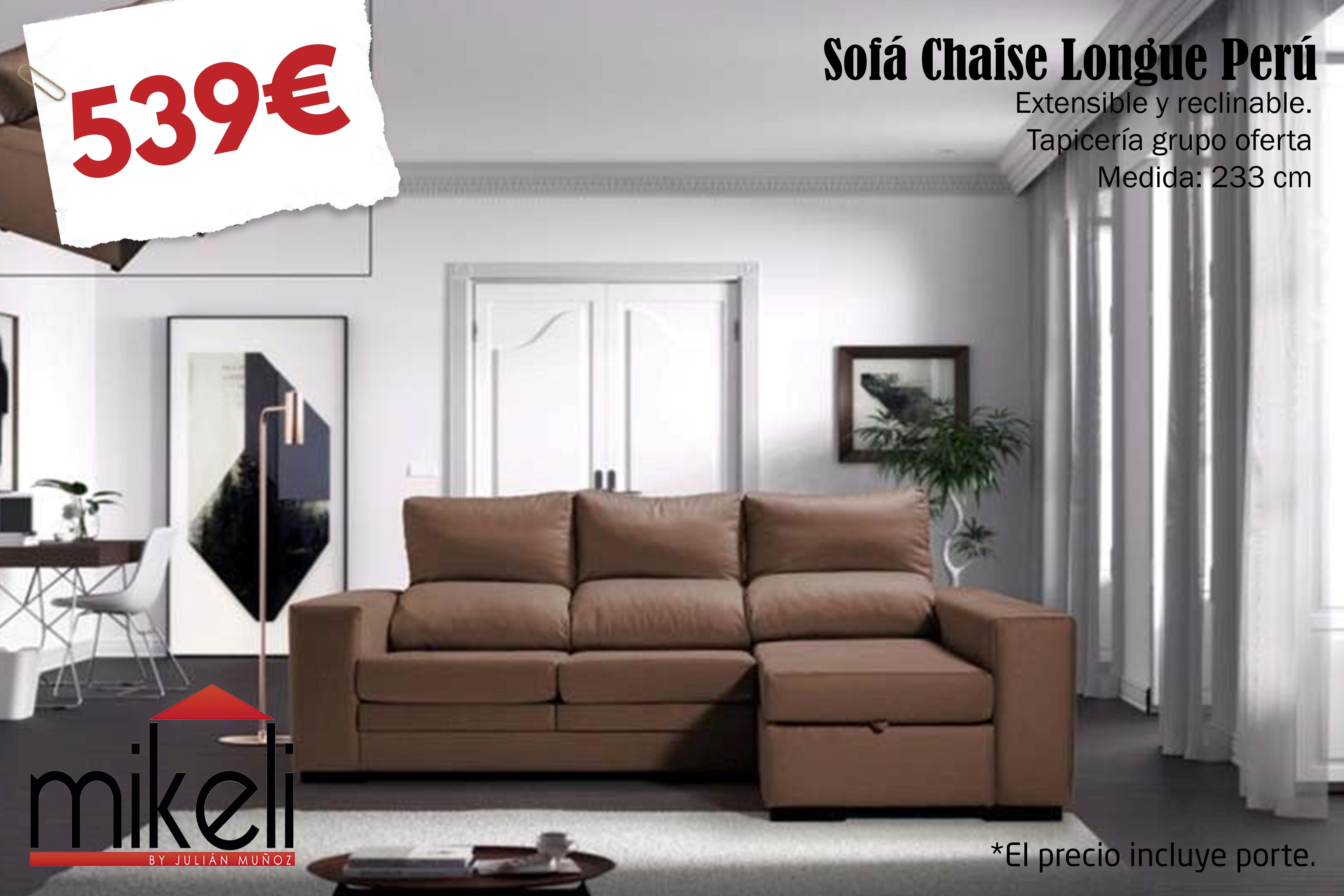 Sofa Peru Mikeli Tu Tienda De Muebles A Precios Incre Bles En Ceuta # Muebles A Medida Ceuta