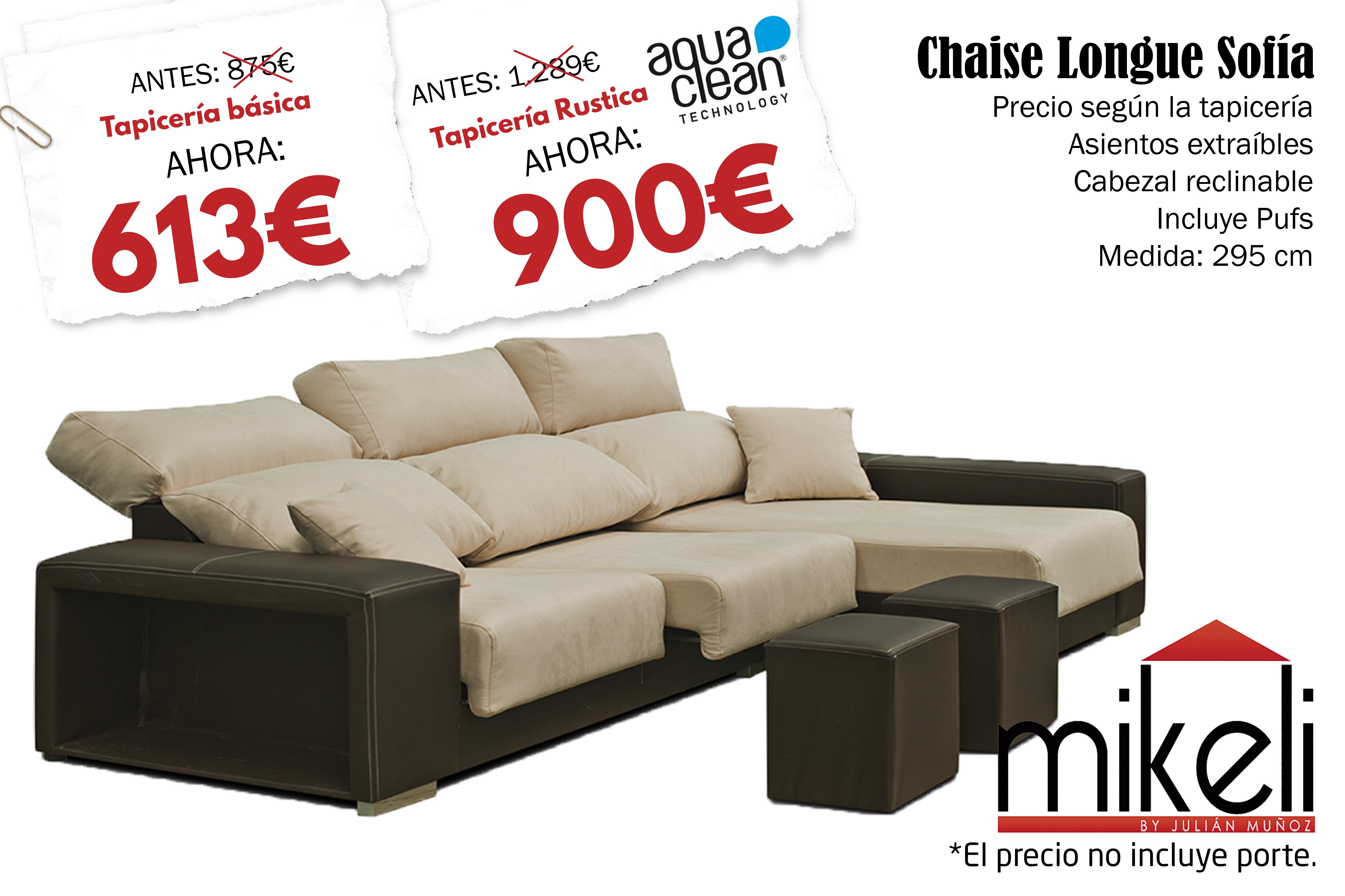 Sofa Sofia Mikeli Tu Tienda De Muebles A Precios Incre Bles En  # Muebles A Medida Ceuta